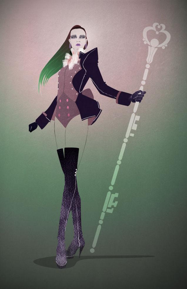 sailor scout nemuna 6