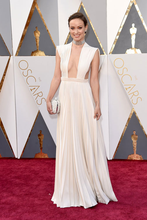 olivia-wilde-oscars-red-carpet-2016