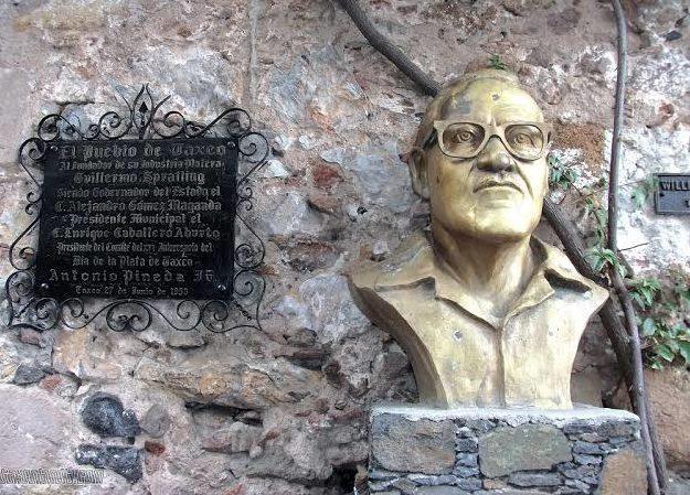 plata de Taxco